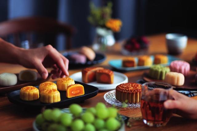 Hong Kong MX Mooncakes mang hương sắc thu Hong Kong vào thị trường Việt - 1