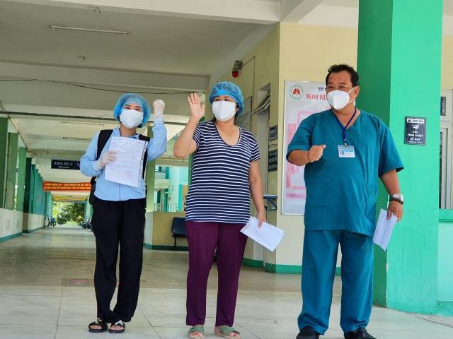 Huế, Khánh Hòa, Đà Nẵng: 7 bệnh nhân Covid-19 được xuất viện - 3