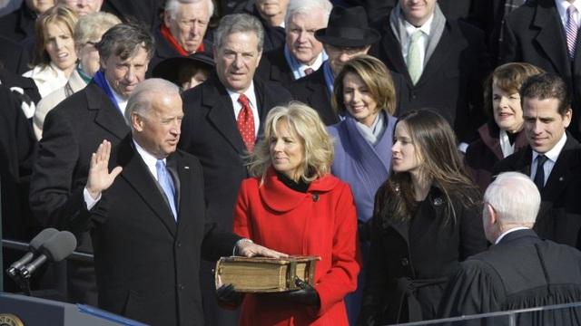 Cuộc chạy đua cả đời vào ghế tổng thống Mỹ của Joe Biden - 11