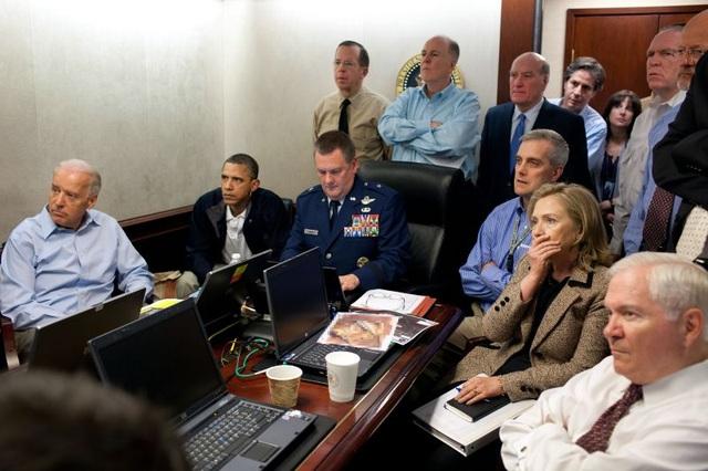 Cuộc chạy đua cả đời vào ghế tổng thống Mỹ của Joe Biden - 13