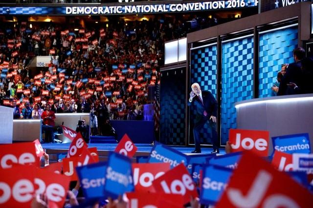 Cuộc chạy đua cả đời vào ghế tổng thống Mỹ của Joe Biden - 15