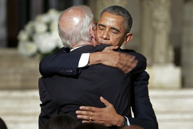 Cuộc chạy đua cả đời vào ghế tổng thống Mỹ của Joe Biden - 17