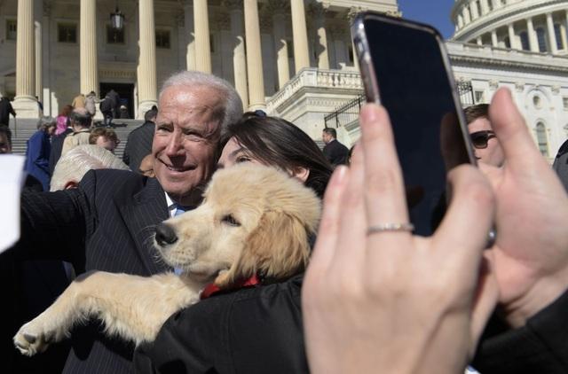 Cuộc chạy đua cả đời vào ghế tổng thống Mỹ của Joe Biden - 20