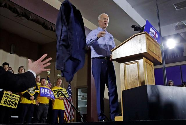 Cuộc chạy đua cả đời vào ghế tổng thống Mỹ của Joe Biden - 21