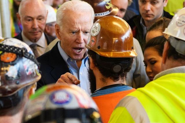 Cuộc chạy đua cả đời vào ghế tổng thống Mỹ của Joe Biden - 24