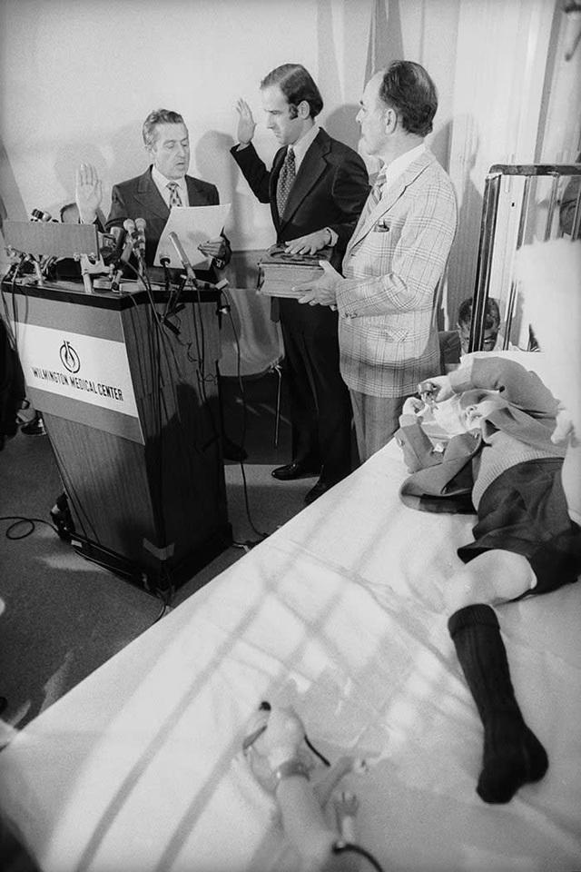 Cuộc chạy đua cả đời vào ghế tổng thống Mỹ của Joe Biden - 4