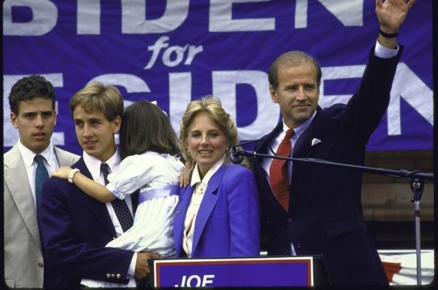 Cuộc chạy đua cả đời vào ghế tổng thống Mỹ của Joe Biden - 7