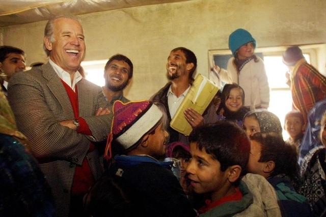 Cuộc chạy đua cả đời vào ghế tổng thống Mỹ của Joe Biden - 9