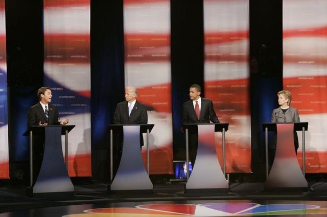 Cuộc chạy đua cả đời vào ghế tổng thống Mỹ của Joe Biden - 10