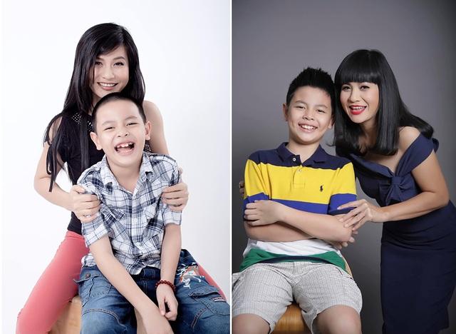 """Cát Phượng: """"Con tôi ngưỡng mộ hai người là Thái Hòa và Kiều Minh Tuấn"""" - 3"""