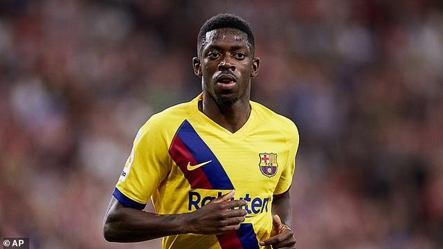 Nhật ký chuyển nhượng ngày 19/8: Man Utd gặp khó khi chiêu mộ Dembele - 1