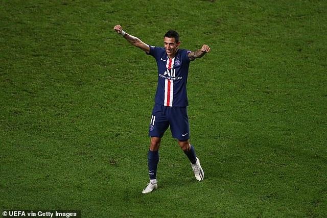 Dấu ấn của Di Maria đưa PSG vào chung kết Champions League - 1