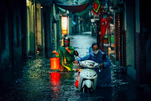 Hà Nội và những cơn mưa! - 7