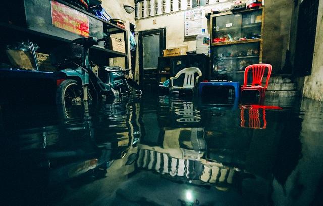 Hà Nội và những cơn mưa! - 10
