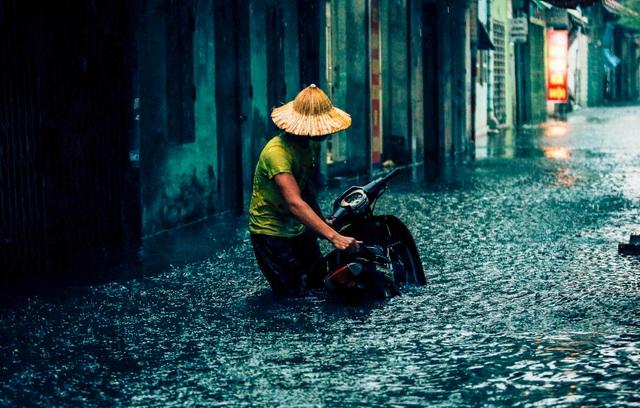 Hà Nội và những cơn mưa! - 4