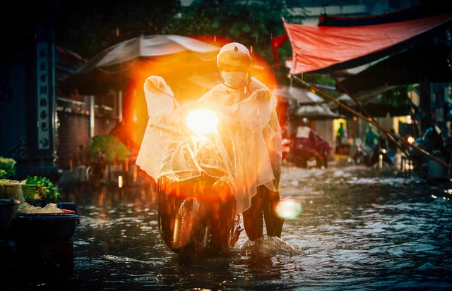 Hà Nội và những cơn mưa! - 6