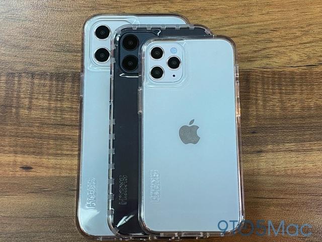 iPhone 12 tiếp tục lộ diện trước ngày ra mắt - 1