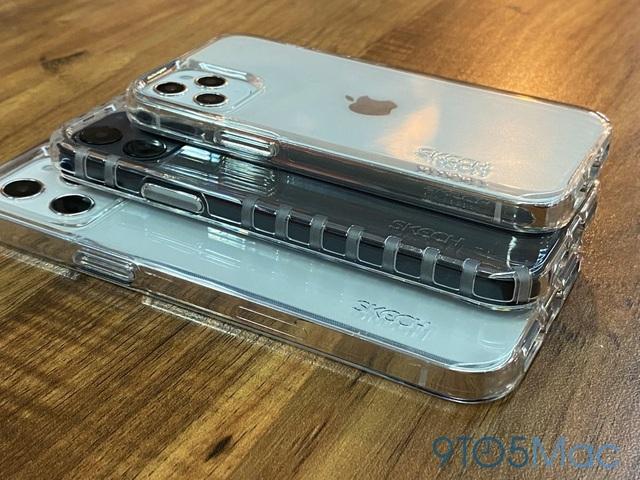 iPhone 12 tiếp tục lộ diện trước ngày ra mắt - 6