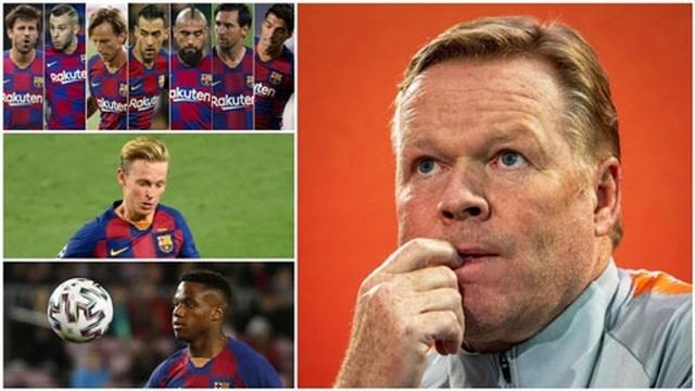 HLV Ronald Koeman có thể vực dậy đế chế Barcelona dần sụp đổ? - 3