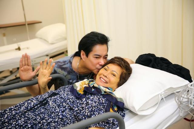 Mẹ Ngọc Sơn vượt bạo bệnh sau khi được đưa từ Mỹ về nước cách ly điều trị - 3