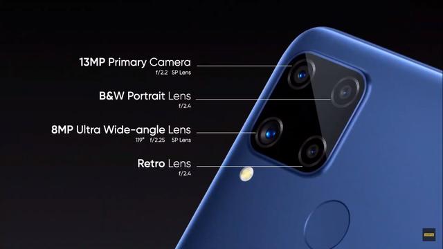 Realme ra mắt điện thoại 4 camera, pin 6.000mAh, giá từ 3 triệu đồng - 3