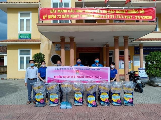 Tuổi trẻ Quảng Bình triển khai nhiều hoạt động ý nghĩa trong Kỳ nghỉ hồng - 2