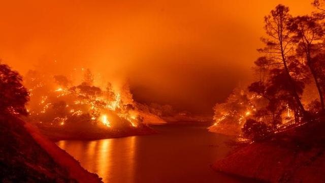 Cháy rừng kinh hoàng đe dọa California - 7