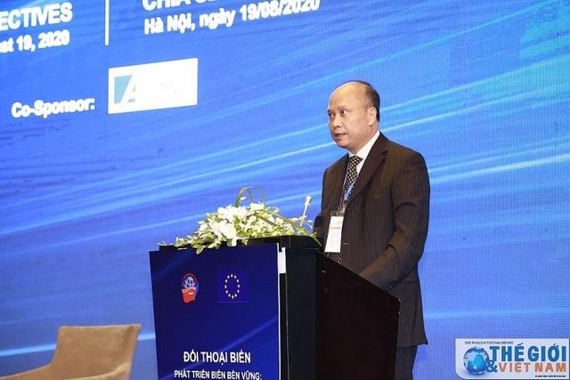 Đối thoại biển Phát triển biển bền vững: Chia sẻ quan điểm của Việt Nam và EU - 1