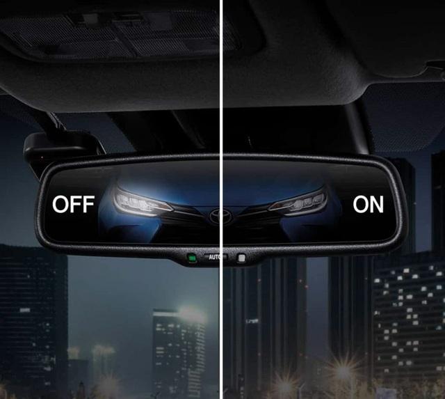 Mổ xẻ Toyota Yaris 2021 - thêm nhiều trang bị an toàn đáng tiền - 9