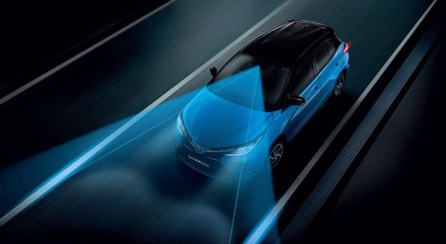 Mổ xẻ Toyota Yaris 2021 - thêm nhiều trang bị an toàn đáng tiền - 13