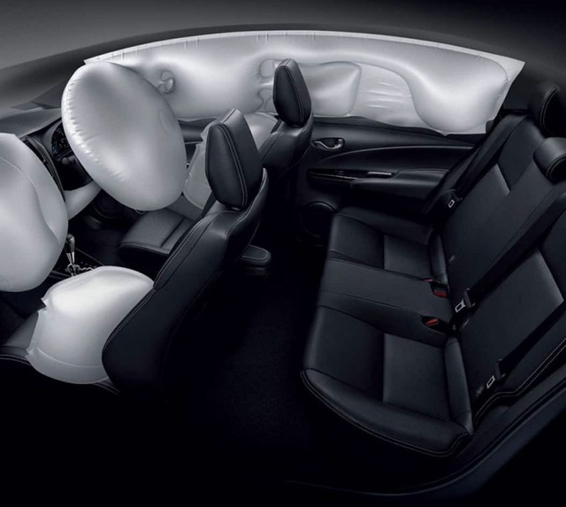 Mổ xẻ Toyota Yaris 2021 - thêm nhiều trang bị an toàn đáng tiền - 14