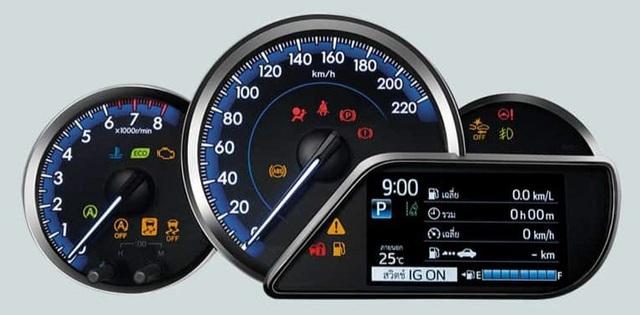 Mổ xẻ Toyota Yaris 2021 - thêm nhiều trang bị an toàn đáng tiền - 10