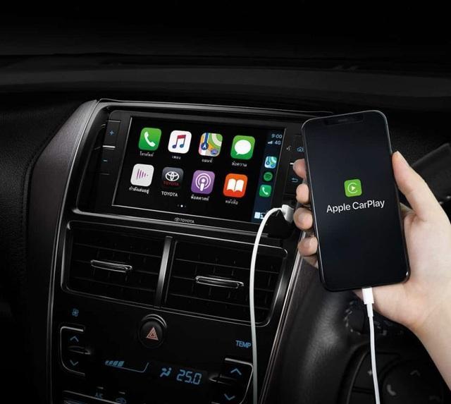 Mổ xẻ Toyota Yaris 2021 - thêm nhiều trang bị an toàn đáng tiền - 8