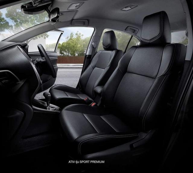 Mổ xẻ Toyota Yaris 2021 - thêm nhiều trang bị an toàn đáng tiền - 11