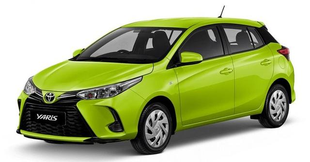 Mổ xẻ Toyota Yaris 2021 - thêm nhiều trang bị an toàn đáng tiền - 18
