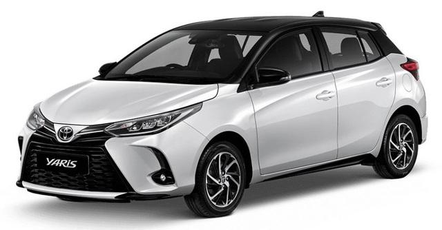 Mổ xẻ Toyota Yaris 2021 - thêm nhiều trang bị an toàn đáng tiền - 19