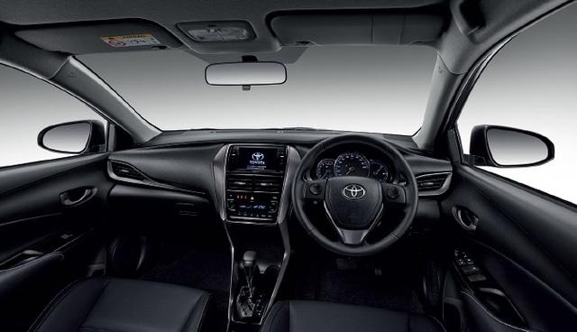 Mổ xẻ Toyota Yaris 2021 - thêm nhiều trang bị an toàn đáng tiền - 7
