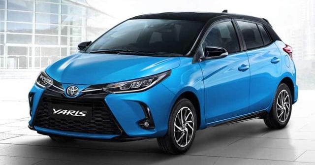 Mổ xẻ Toyota Yaris 2021 - thêm nhiều trang bị an toàn đáng tiền - 17