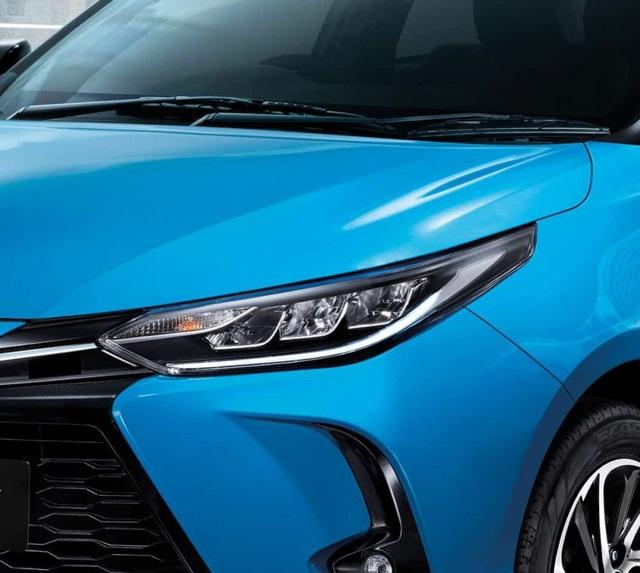Mổ xẻ Toyota Yaris 2021 - thêm nhiều trang bị an toàn đáng tiền - 3