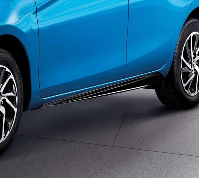Mổ xẻ Toyota Yaris 2021 - thêm nhiều trang bị an toàn đáng tiền - 4