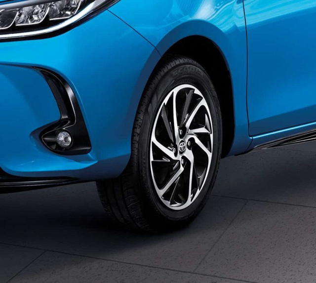Mổ xẻ Toyota Yaris 2021 - thêm nhiều trang bị an toàn đáng tiền - 6