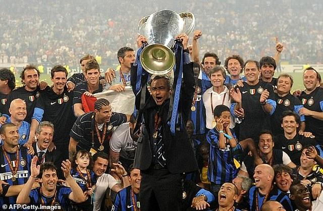 Inter Milan và 10 năm mòn mỏi chờ đỉnh vinh quang - 1
