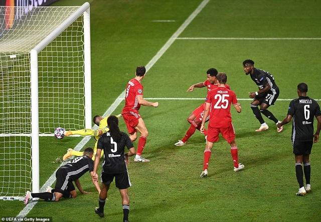 Chiến thắng trước Lyon đưa Bayern Munich vào chung kết Champions League - 13