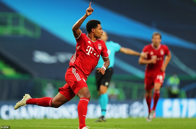 Chiến thắng trước Lyon đưa Bayern Munich vào chung kết Champions League - 11