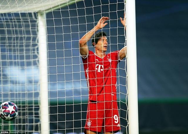 Chiến thắng trước Lyon đưa Bayern Munich vào chung kết Champions League - 16