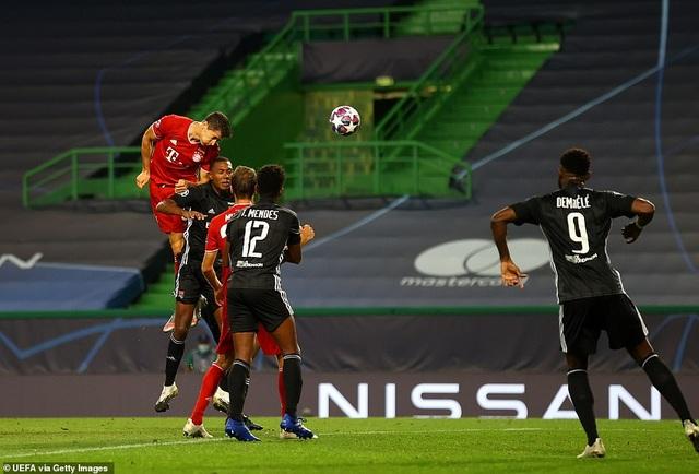 Chiến thắng trước Lyon đưa Bayern Munich vào chung kết Champions League - 21