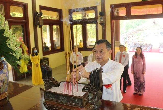 An Giang kỷ niệm 132 năm Ngày sinh Chủ tịch Tôn Đức Thắng - 1
