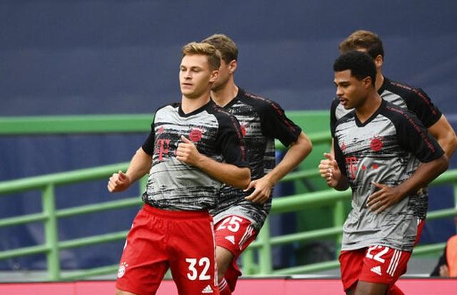 Chiến thắng trước Lyon đưa Bayern Munich vào chung kết Champions League - 2