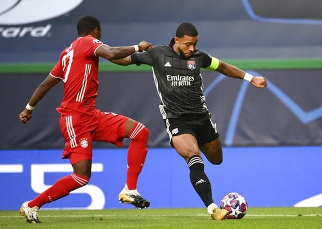 Lyon 0-3 Bayern Munich: Giá trị của những ngôi sao lớn - 14