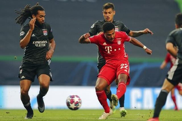 Lyon 0-3 Bayern Munich: Giá trị của những ngôi sao lớn - 13